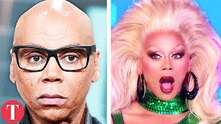 The True Story How RuPaul Became The Drag Queen