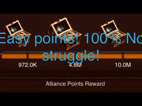 Clash Of Kings: How To Get The Most Points Possible For Building Event (strongest Kingdom)