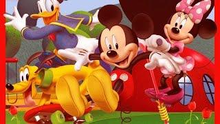 Клуб Микки-Мауса  Чип и Дейл Мультфильмы /Mickey Mouse Clubhouse Cartoons
