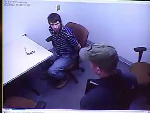 ✅Eddie Ray Routh Interrogation