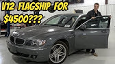 I Bought a Cheap V12 BMW 760Li, Because I Never Learn From My Mistakes