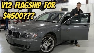 Download I Bought a Cheap V12 BMW 760Li, Because I Never Learn From My Mistakes Mp3 and Videos
