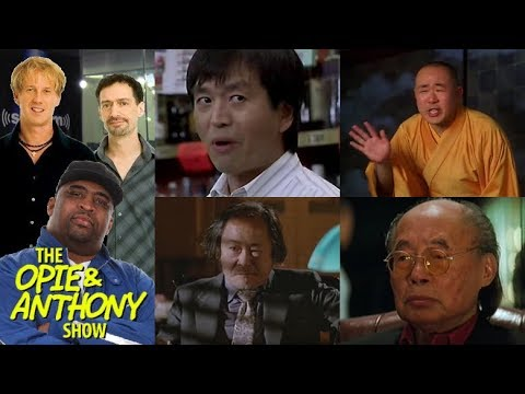 Opie & Anthony - Asian People Bother Patrice