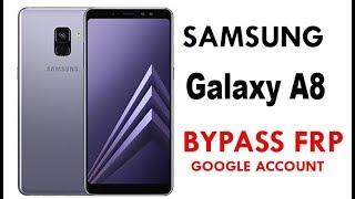 Bypass Google Account Galaxy A8 - Bikeriverside