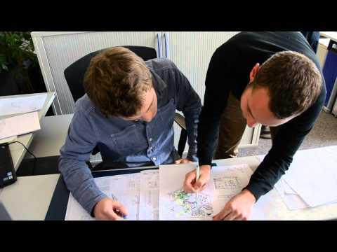 MAN Diesel & Turbo Lehrlingsvideo Konstrukteur - craftlive.ch