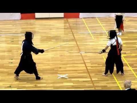 第55回都道府県なぎなた対剣道異種試合 - 55th Todōfuken ishujiai Naginata vs. Kendō