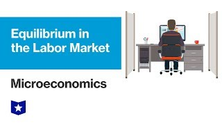 Equilibrium in the Labor Market | Microeconomics