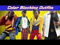 How to Color Block Your Outfits (THE RIGHT WAY)