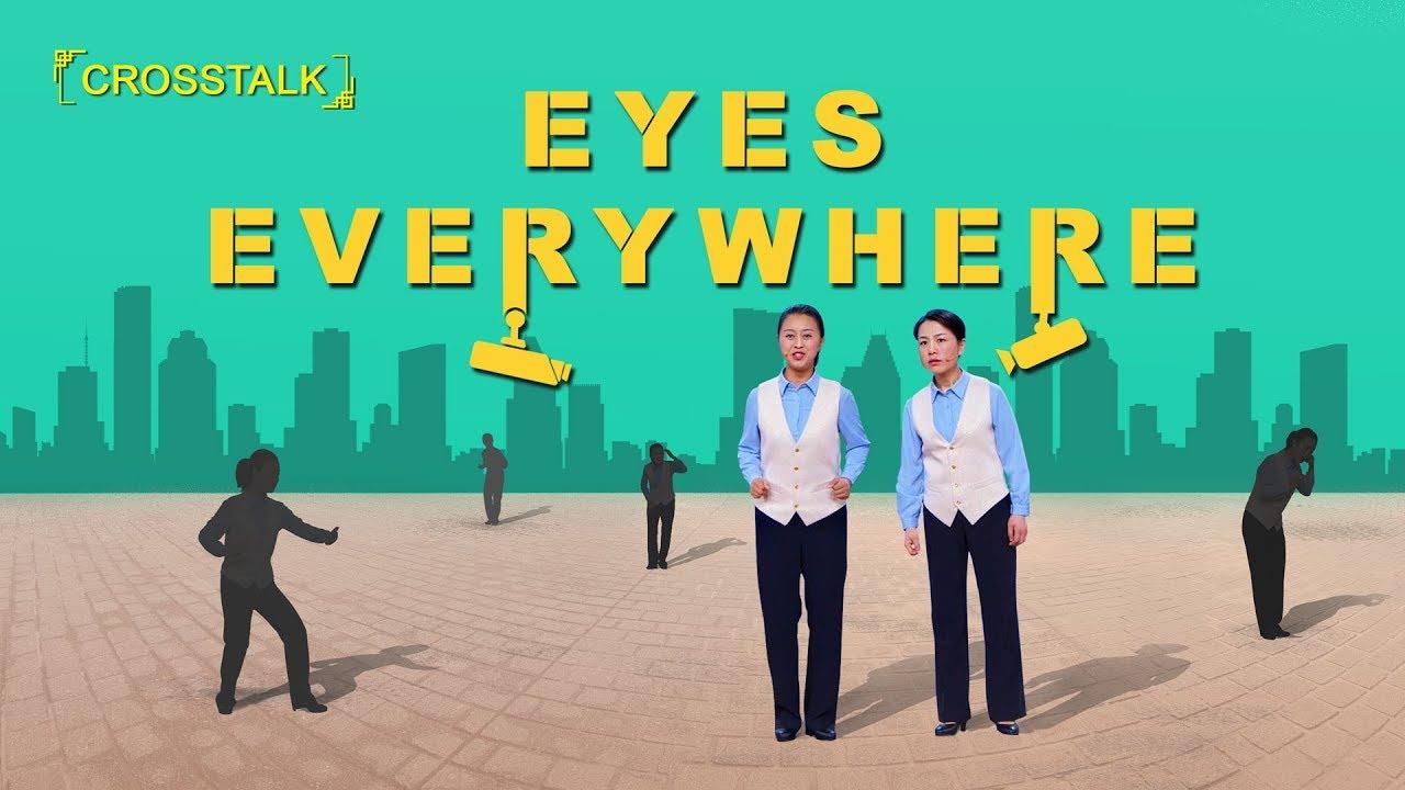 "Christian Show ""Eyes Everywhere"" (2018 Crosstalk)"