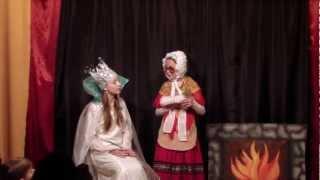 Снежная королева - спектакль (ШИ №2, Николаев, 19.12.2012)