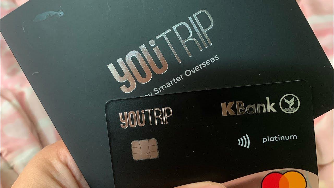 วิธีใช้แอพ YouTrip รูดแลกเรทดีกว่า ใช้จ่ายทั่วโลก ✈️