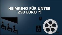 Sony HT-RT3 - 5.1 Heimkino System unter 250 Euro ?!