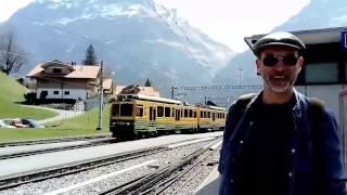 Vlog 2 Wir unterwegs... In Grindelwald, Schweiz