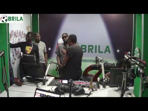 SKALES ON POPULARSIDE WITH MURPHY AND THE A-TEAM