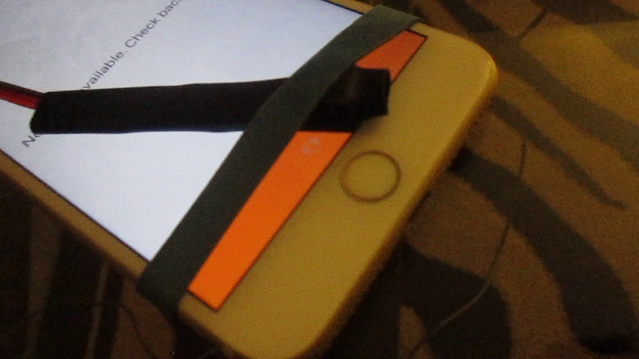 Amazon Flex: refresh on iPhone 7 plus