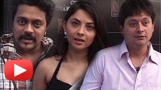 Swapnil Joshi Sonalee Kulkarni amp; Amitraj On Mitwa  Latest Marathi Movie