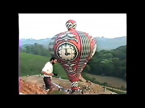 BALAO PIAO 45MTS TURMA ALVARENGA SP  ANO 1993