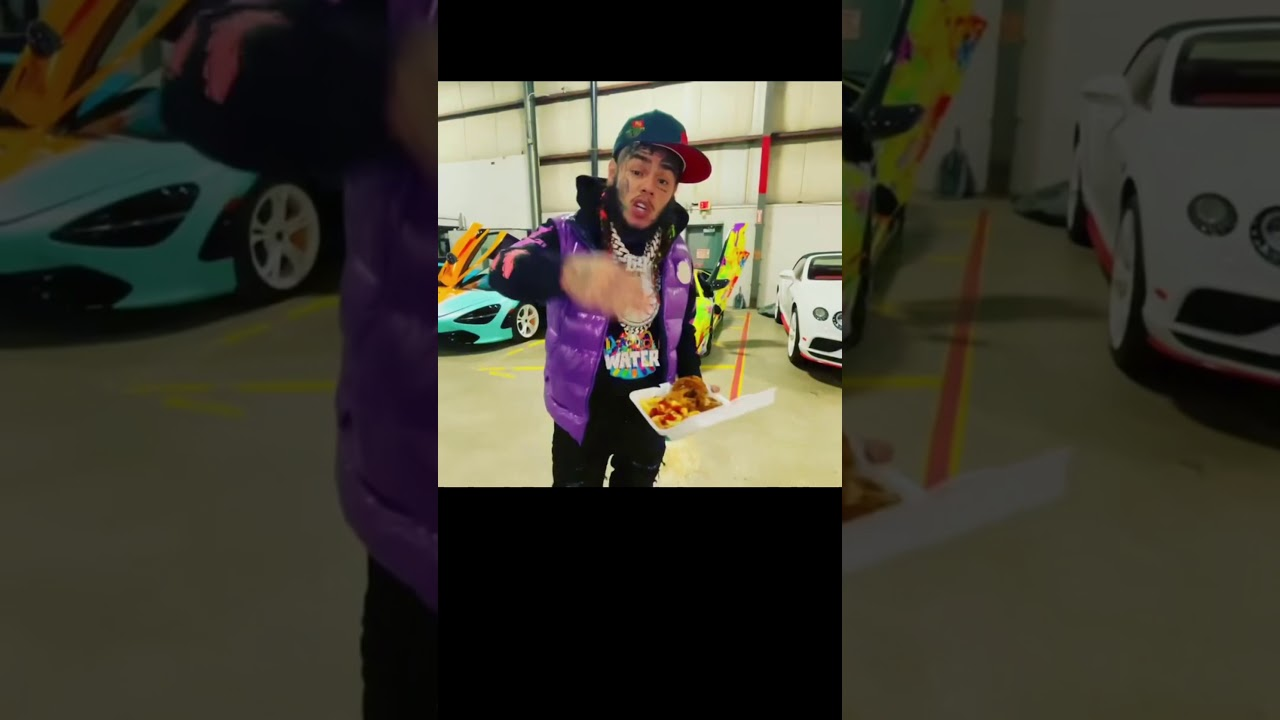 Tekashi69 training for meek mill fight (must see)