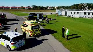 Øvelse Af Terroranslag i København