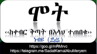 Death By Sadat Kemal Abu Meryem