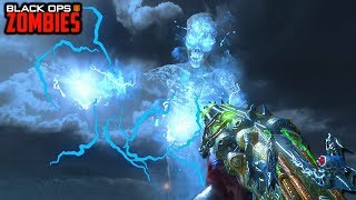BLACK OPS 4 ZOMBIES - BLOOD OF THE DEAD MAIN EASTER EGG HUNT GAMEPLAY (Call of Duty BO4 Zombies)