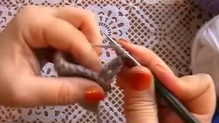 Как научиться вязать крючком.