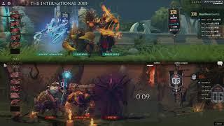 [EN] OG vs RNG  - The International 2019 Group Stage
