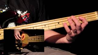 Going To A Go-Go (Bass Cover)- Smokey Robinson & the Miracles by Machinagroove