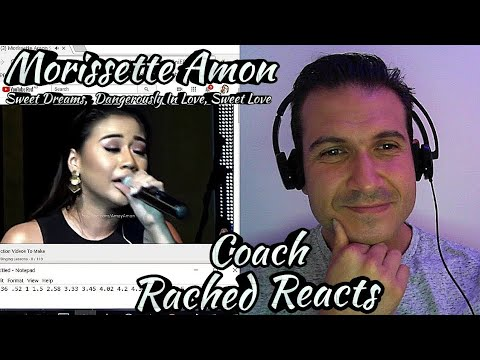 Teacher Reaction + Analysis - Morissette Amon Sweet Dreams,  Dangerously In Love, Sweet Love