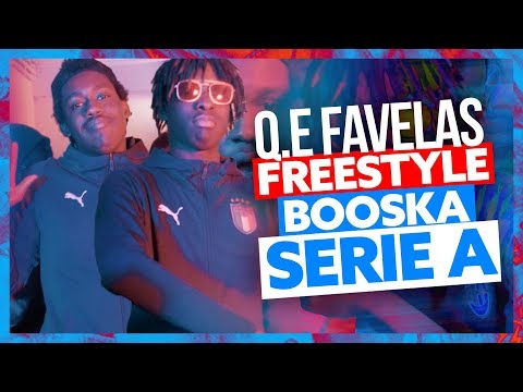 Youtube: Q.E Favelas | Freestyle Booska Série A