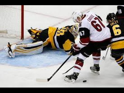 NHL Highlights: Pittsburgh Penguins vs. Arizona Coyotes