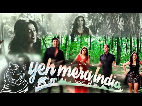 We are Animal Planet | Yeh Mera India Anthem - Salim Merchant featuring Neeti Mohan & Monali Thakur