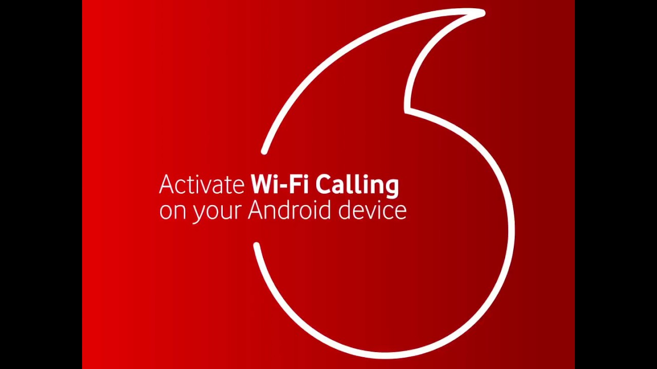 Vodacom Self Service | WiFi Calling on Android