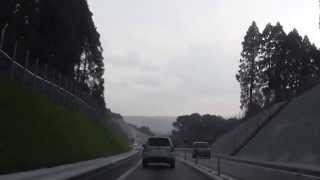 東九州自動車道 蒲江IC〜宮崎西IC 車載動画 (BGM無し)