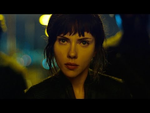 """Ghost in the Shell (2017) - """"Fear"""" - Paramount Pictures"""