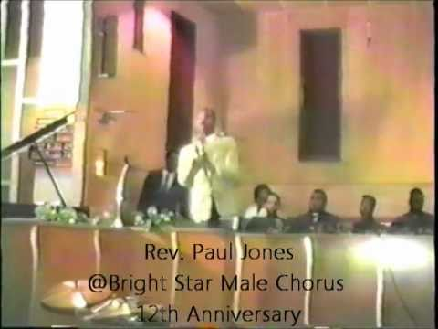 """I Won't Complain """"Live in Shreveport"""" by Rev. Paul Jones"""