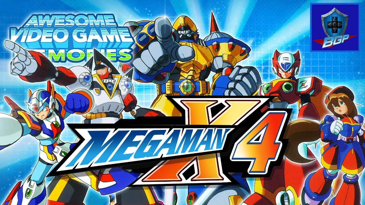 free download game megaman x4 for pc