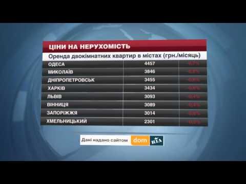 Де в Україні найдешевше орендувати квартиру
