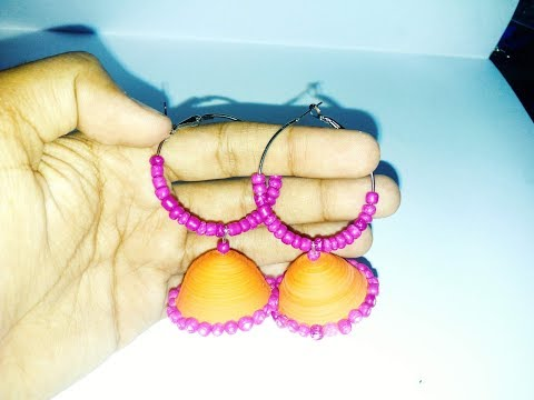 Quilling jhumka tutorial by z quilling creations