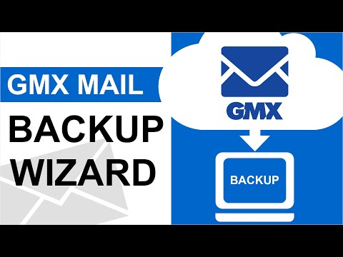 GMX Email Backup – How To Export Emails From GMX To Computer ?