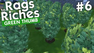 The Sims 4 - Rags to Riches: Green Thumb (Part 6)