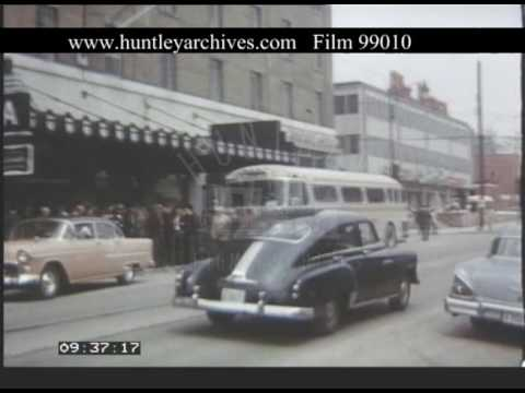 Fort Henry And Oshawa Ontario Canada, 1960s - Film 99010