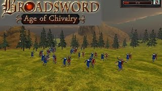 Broadsword : Age of Chivalry [Gameplay, PC]