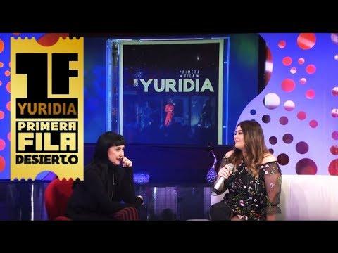 "Yuridia - Entrevista con Susana Zabaleta / ""Primera Fila"""