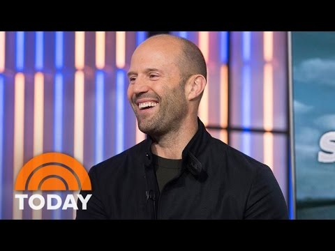 Jason Statham On 'Fate Of The Furious,' Helen Mirren, Turning 50  TODAY