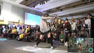 KAC2013 DanceEvolution ARCADE 決勝ラウンドまとめ