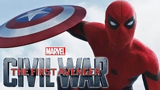 the first avenger civil war offizieller trailer 2   marvel hd