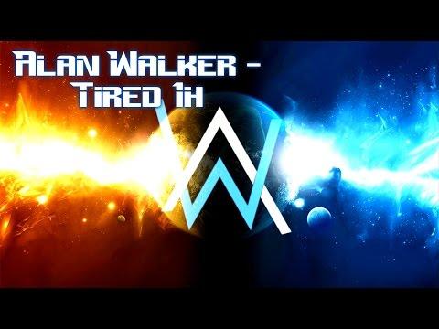 Alan Walker - Tired 1h