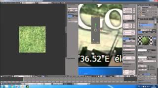 Comment créer un circuit Assetto Corsa de A à Z avec Blender [FR] [N°3] - profil et texture