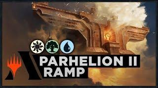 Parhelion II Ramp | War of the Spark Standard Deck (MTG Arena)